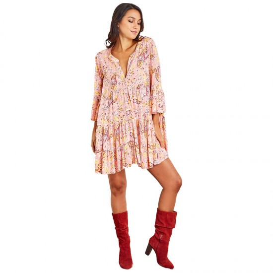 Robe chemise Aveline - Robe allaitement grossesse