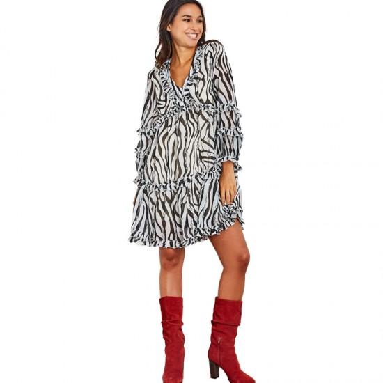 Robe tunique Meiga