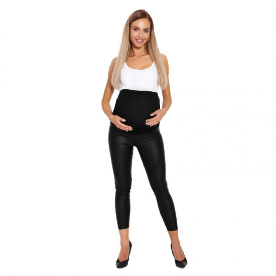 Legging de grossesse simili cuir Bragi - Pantalon 2