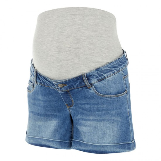 Short de grossesse en jean Mamalicious MLYORK