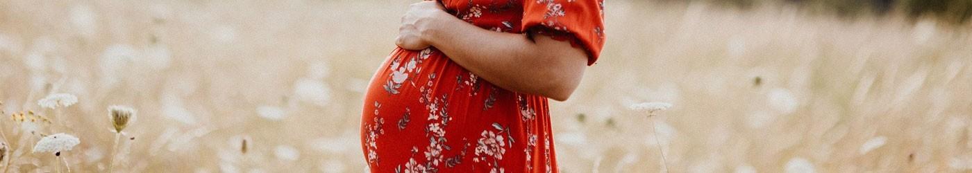Robe Ample - C'est Qui La Maman - Vêtements de grossesse