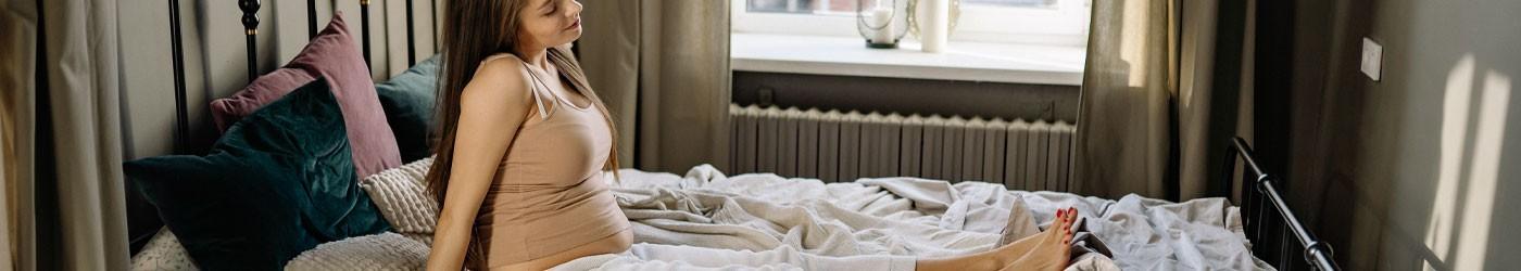 Ensemble Homewear | C'est Qui La Maman | Velours Femme Enceinte