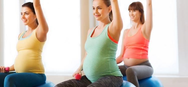 Quel sport peut-on continuer à pratiquer pendant la grossesse ? C'est Qui La Maman