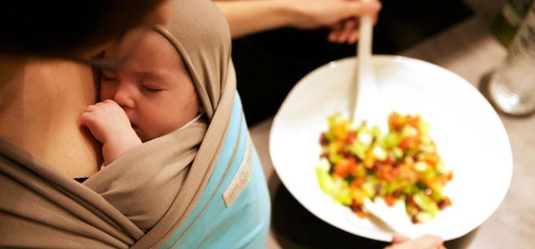 Allaitement et alimentation : asperges et cie C'est Qui La Maman